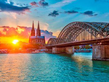 Entdecke die Domstadt Köln inkl. 1 x Dinner (3 Tage)