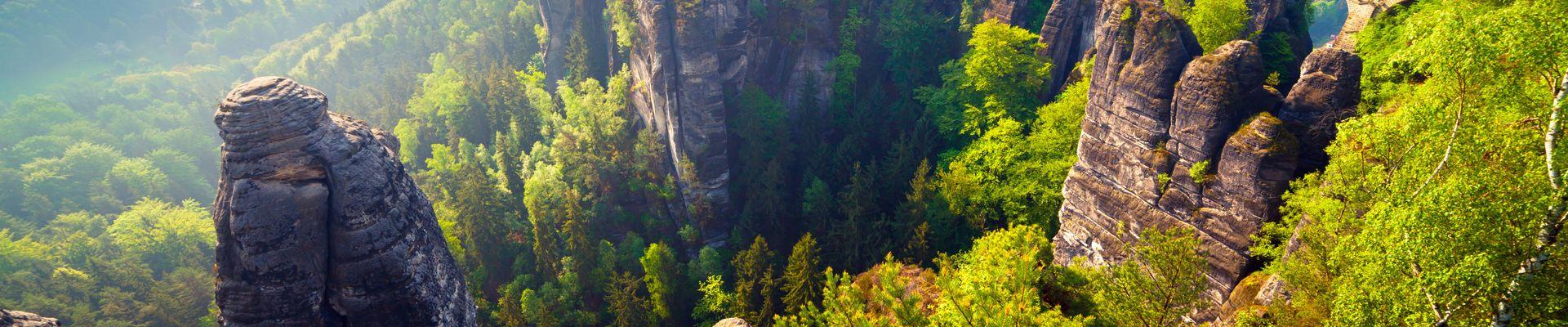 Kurzurlaub in der Sächsischen Schweiz