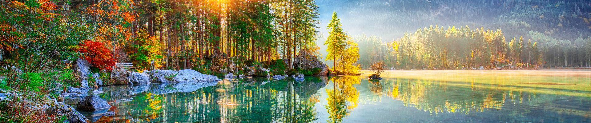 Kurzurlaub an den Bayerischen Seen