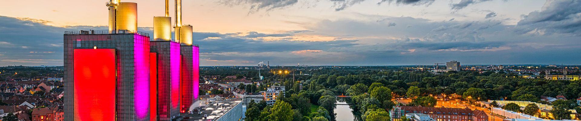 Niedersächsische Landeshauptstadt Hannover