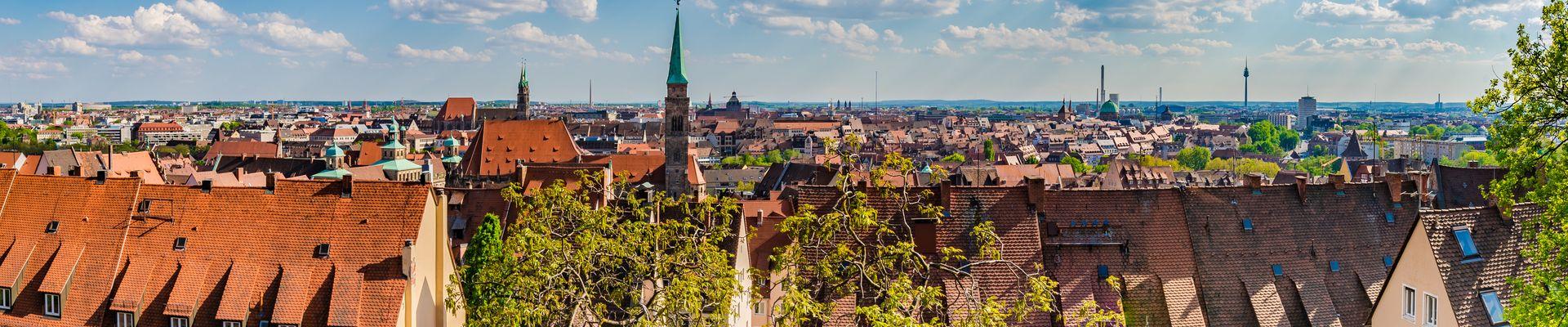 Kurzurlaub in Nürnberg