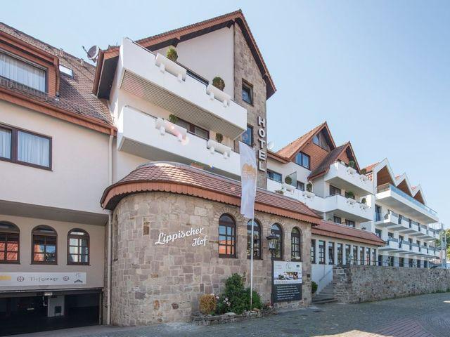 Hotel Altstadt-Palais Lippischer Hof