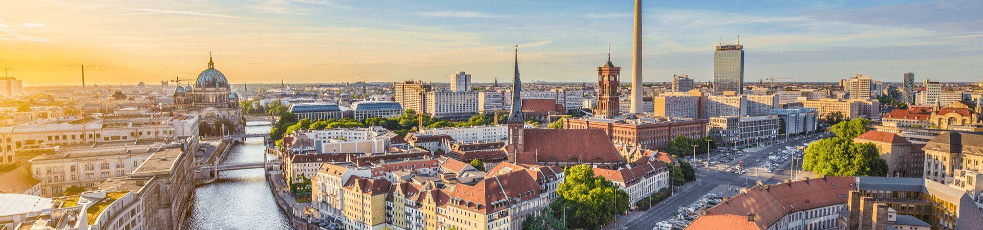 Städtereisen innerhalb Deutschlands