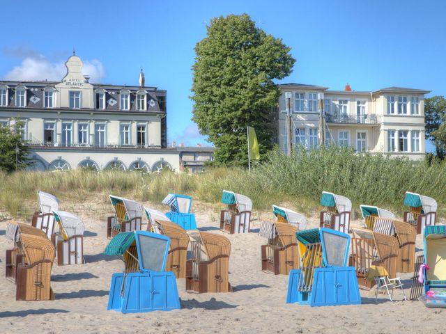 SEETELHOTEL Strandhotel Atlantic