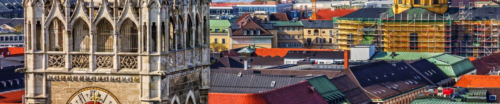 Städtereisen nach München
