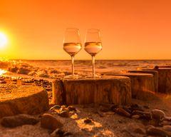 Romantikwochenende an der Ostsee
