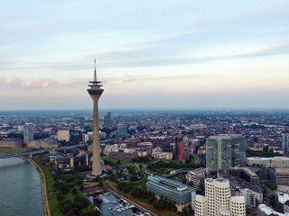 4 Tage an Düsseldorfs 'Kö'