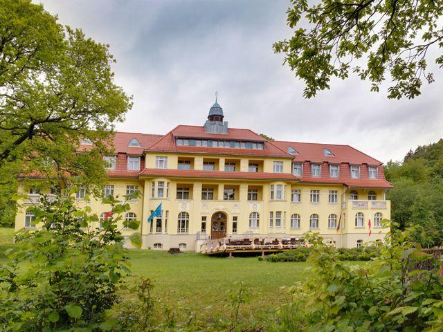 Ferien Hotel Villa Südharz