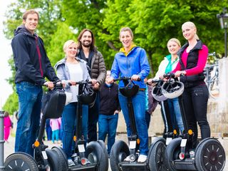 Segway Tour  in Hamburg