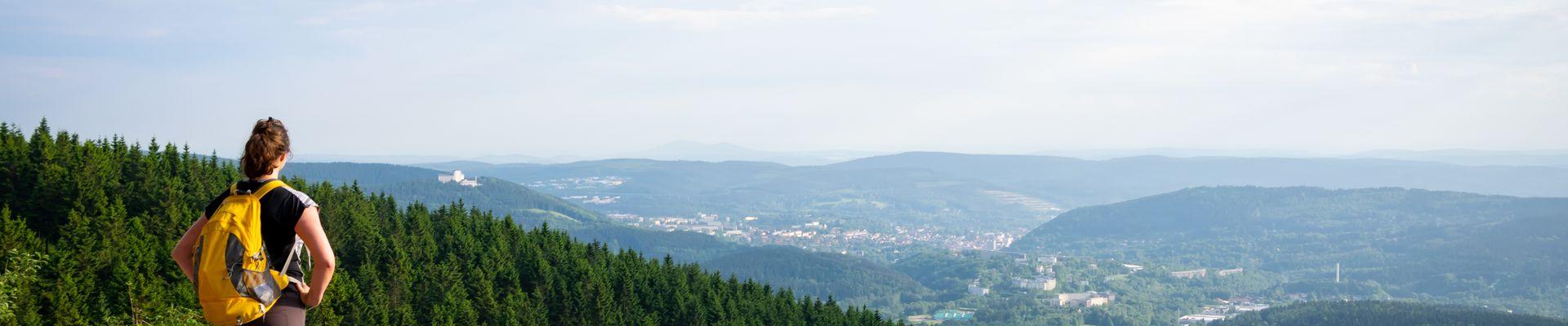 Kurzurlaub im Thüringer Wald