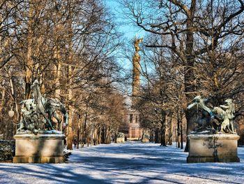 Berlin im Winter entdecken