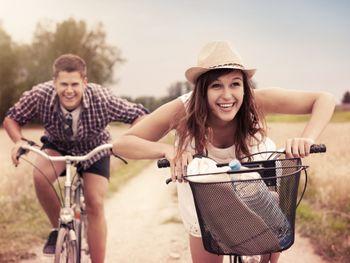 1 Woche Fahrrad & Halbpension