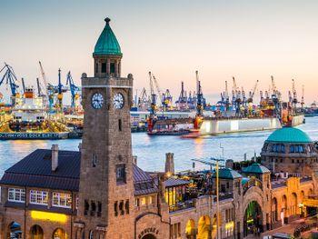Hamburg-Schnäppchen - 3 Tage Hansestadtfeeling