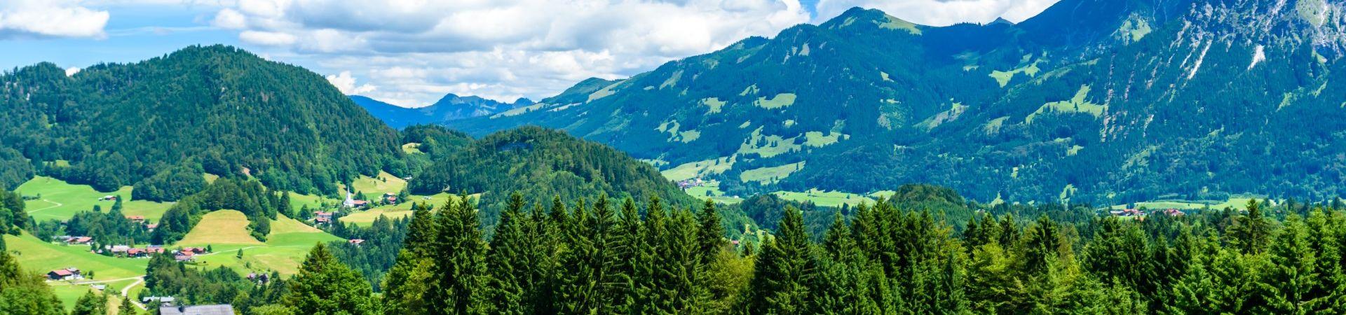 Kurzurlaub in Süddeutschland