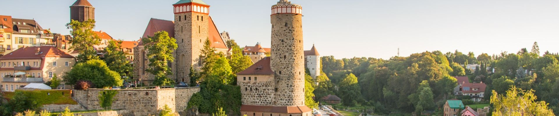 Kurzurlaub in Ostdeutschland