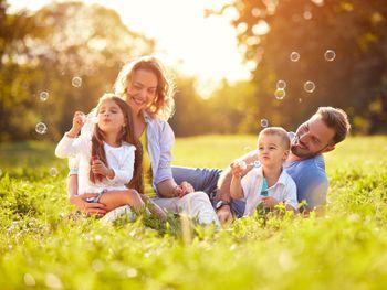 Familienzeit - Kinder bis 12 Jahre mit HP kostenfrei