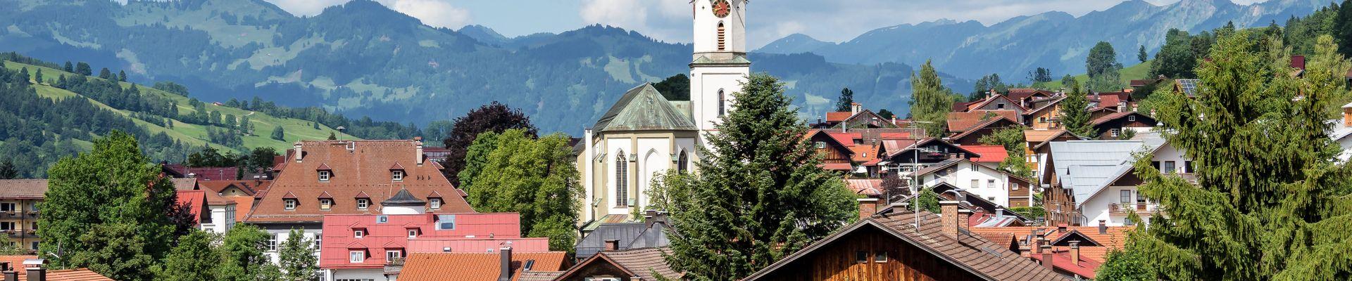 Familienhotels in Oberjoch