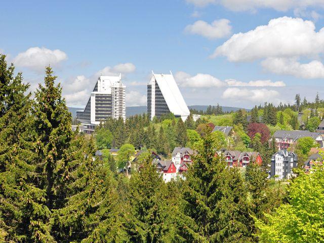 AHORN Panorama Hotel Oberhof (ehemals TREFF)