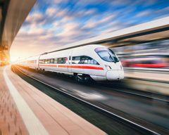 Städtereisen mit der Bahn