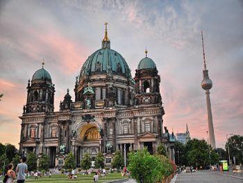 Berlin, Berlin, wir fahren nach Berlin! ~ 4 Tage