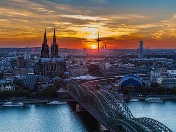 Köln zu zweit ~ 3 Tage am Rhein
