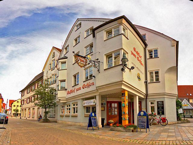 Hotel- Restaurant Gasthof zum Ochsen