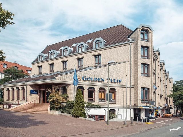 Golden Tulip Hotel Bielefeld City