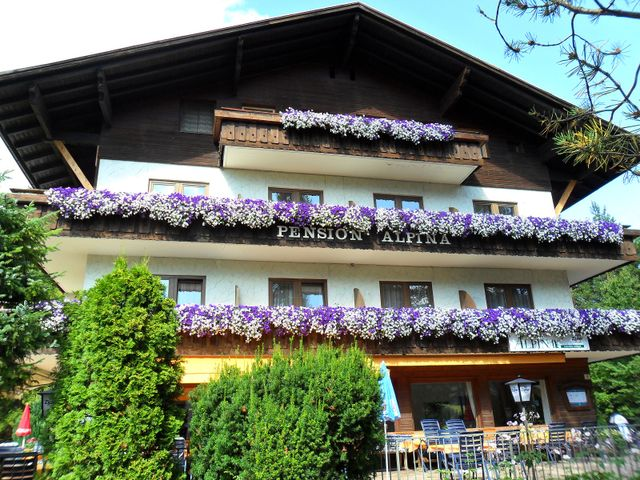 Gasthof-Pension Alpina