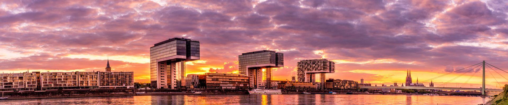 Romantische Hotels am Rhein
