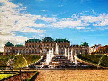 Zauberhafte Donau ~ Wien für zwei