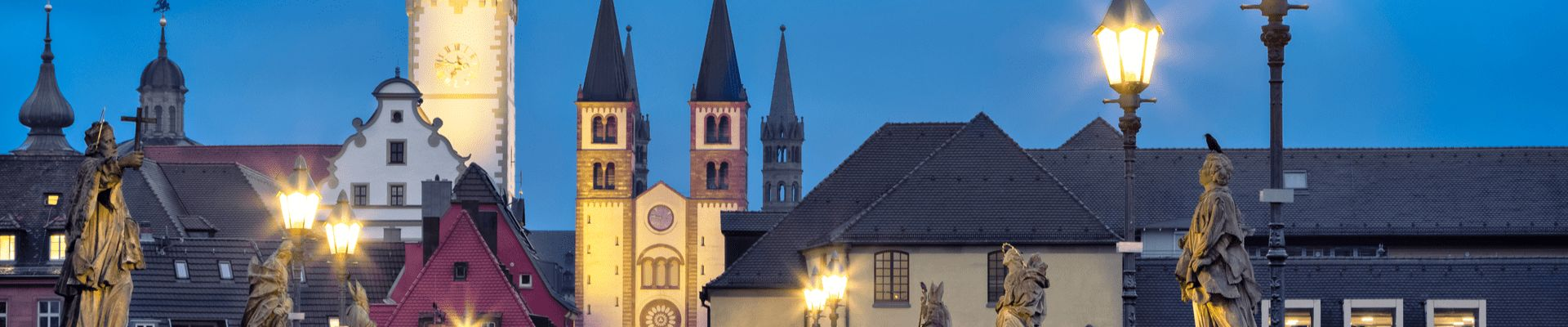 Wellnesshotels in Unterfranken