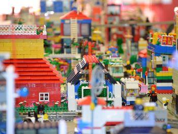 Familienspaß mit Sea Life & Legoland Discovery Centre