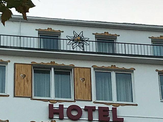 Hotel und Restaurant Edel Weiss Bremen