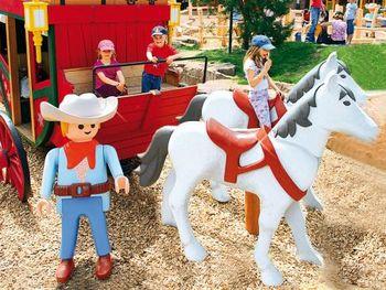 Playmobil Funpark Nürnberg inklusive Kinder