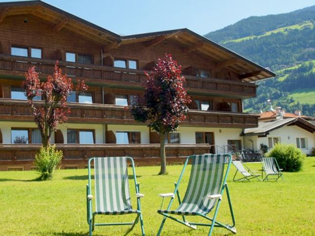 first mountain Zillertal