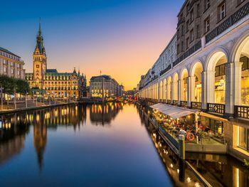 Hamburg entdecken und erleben in 2 Tagen