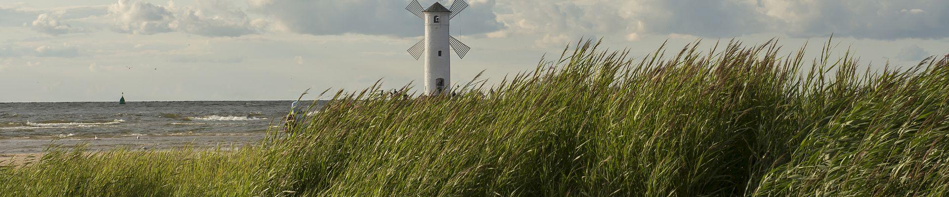Ausflugsziele an der polnischen Ostsee