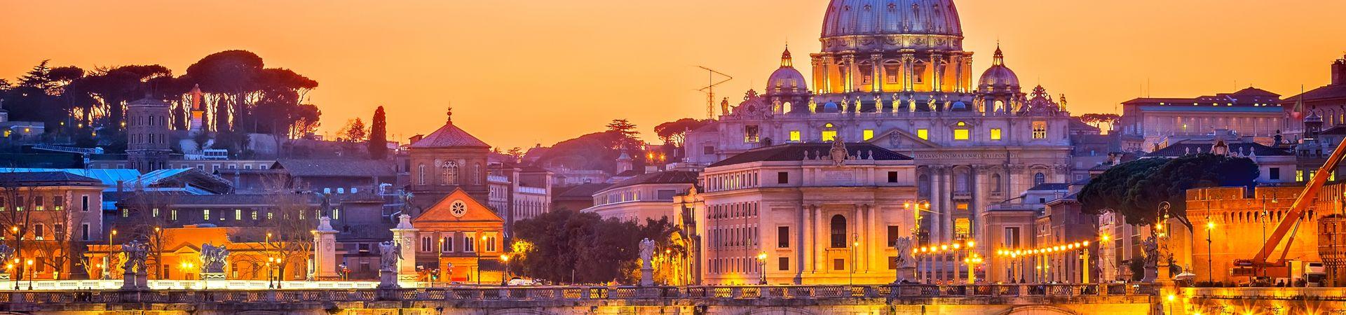 Kurzurlaub in Rom