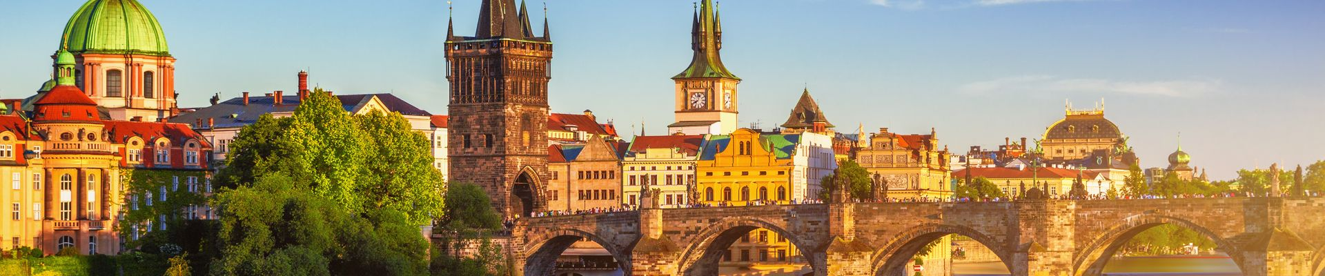 Wellness Wochenende in Prag