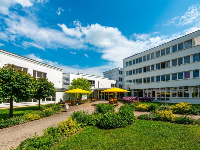 Hotel an der Therme Bad Sulza - Haus 1