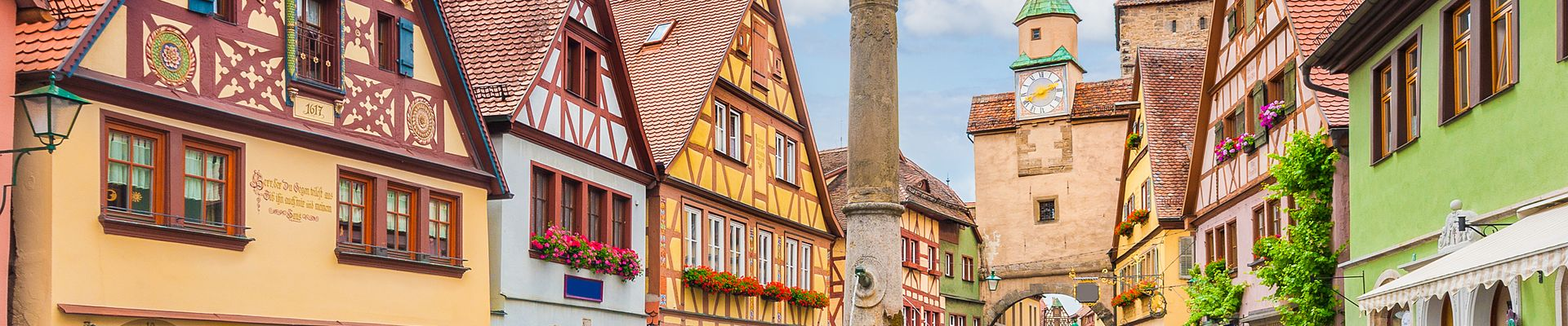 Wellnesshotels in Rothenburg ob der Tauber