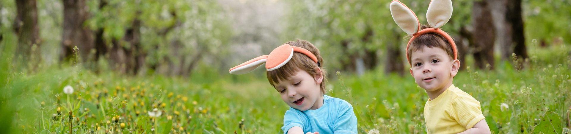 Familienurlaub über Ostern