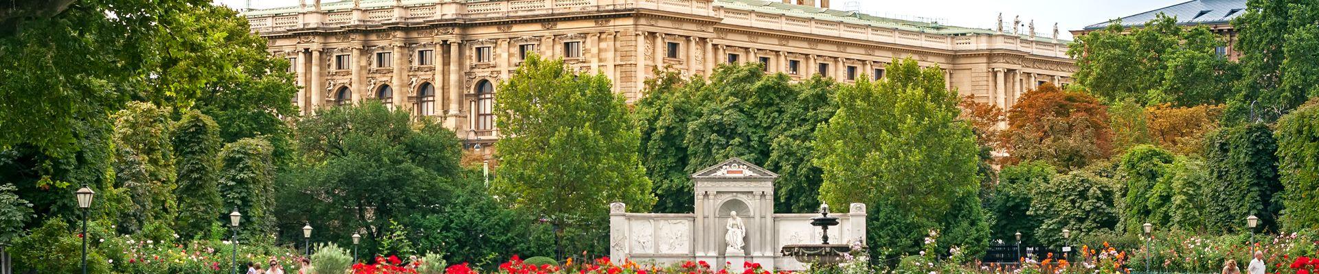 Kurzurlaub in Wien