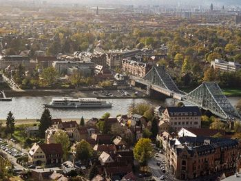 Dresden Entdecken - mit Sächsischer Dampfschifffahrt