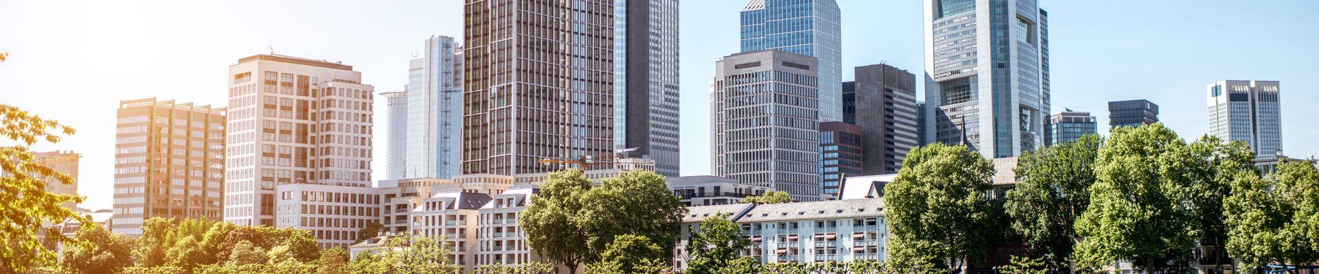 Kurzurlaub in Frankfurt
