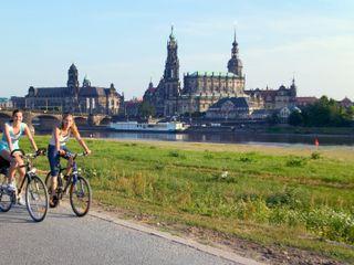 Fahrradtour Dresden