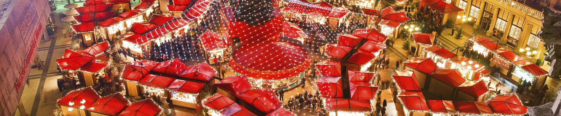 Kurzurlaub zum Weihnachtsmarkt