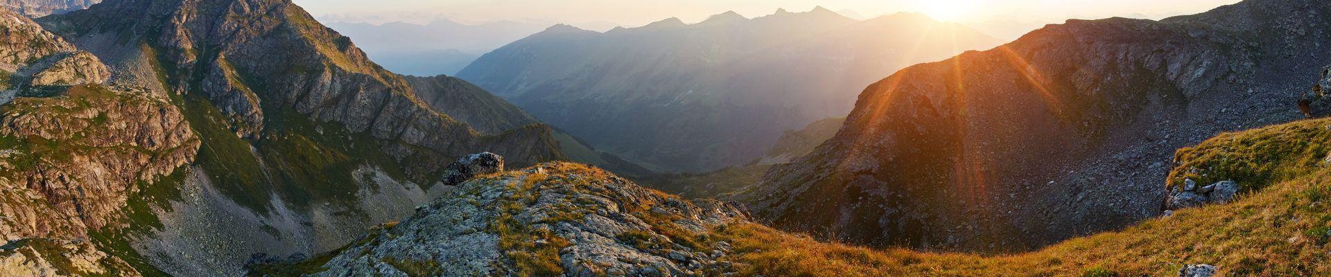 Kurzurlaub in den Bergen