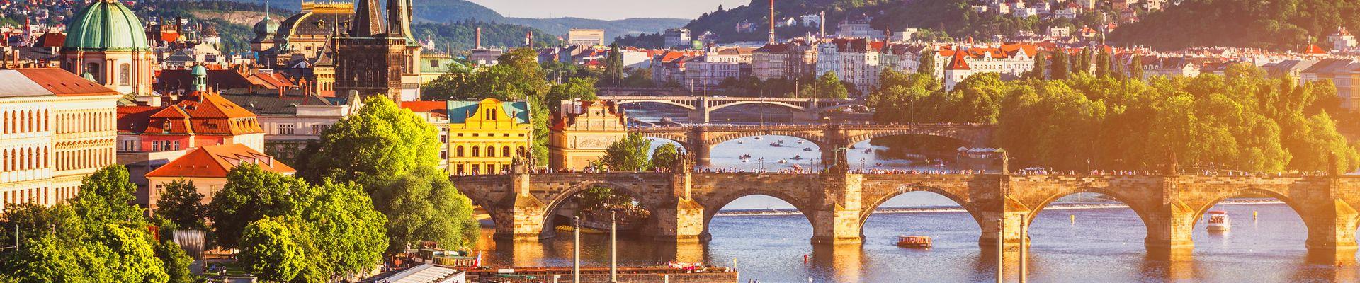 Prag am Wochenende