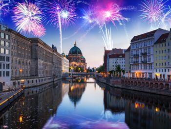 Silvester in Berlin - Guten Rutsch!-3 Nächte